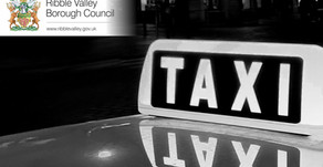 Taxi enforcement officers swoop in on unroadworthy vehicles in Clitheroe