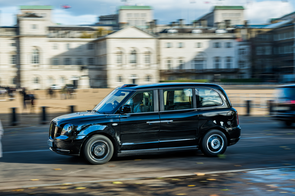 Electric taxis CAN enter restricted Camden school roads despite cabbies receiving fines