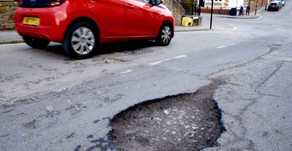 Conditions of local roads are getting worse say half of all drivers asked