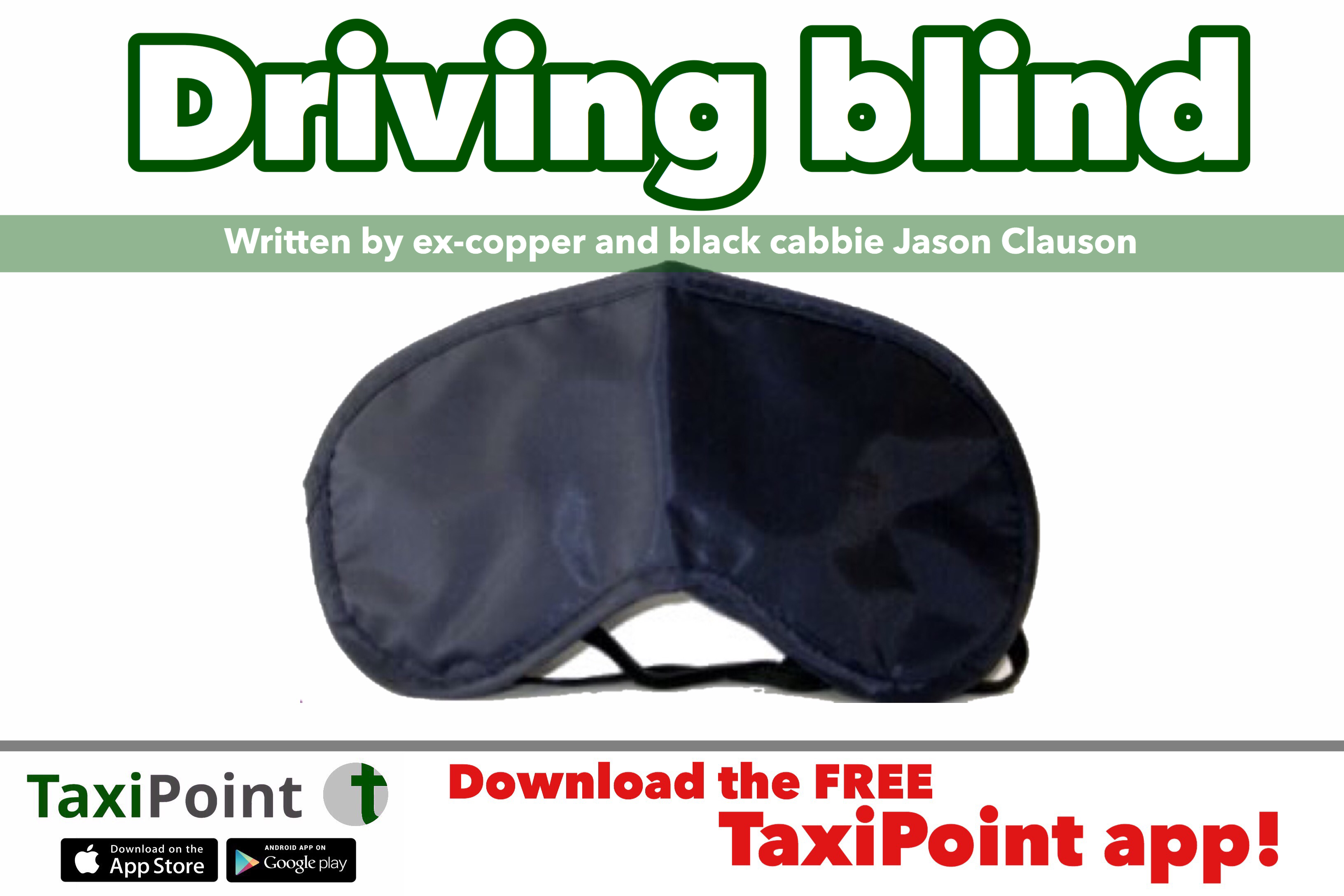 Obscured Vision – Lets Clear Some Things Up | TaxiPoint Taxi