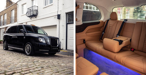 ULTRA-LUXURY TAXI: Sutton Bespoke's limited production run of LEVC TX set to turn VIP heads