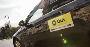 Ola set to offer Uber drivers in London a new platform to work on as 'onboarding' starts