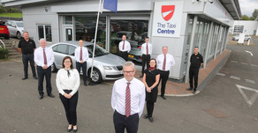 The Taxi Centre relocates to new Glasgow location following £100,000 investment