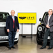 Electric taxi manufacturers LEVC announce entrance into Hungarian market