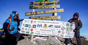 Taxi drivers 'will not give up' as Cabbies do Kilimanjaro postpone epic fundraiser until 2021