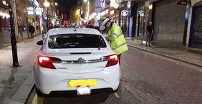 Liverpool enforcement catch minicabs illegal tyres, plying for hire, parking on ranks AND more