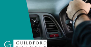 Guildford taxi survey looks to gauge opinion on new dress code, CCTV and greener vehicle policies