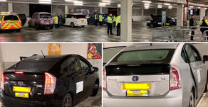EIGHT minicabs face plying for hire prosecution after mammoth Midlands enforcement night