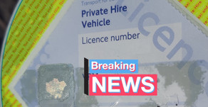'Disqualification highly likely' after police catch London minicab driver travelling at 127mph