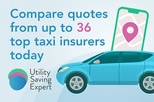 private hire cover from Utility Saving Expert