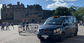 """""""We are the forgotten heroes"""": Edinburgh taxi drivers plead for help as pandemic takes its toll"""