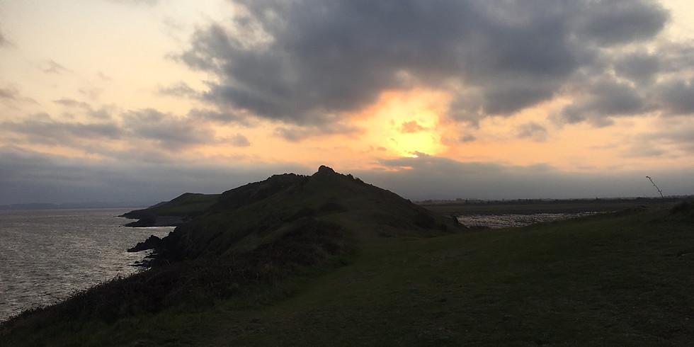 Sandpoint / Middle Hope loop 16k (Weston Super Mare)