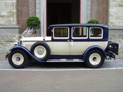Packard - blauw/écru