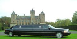 Lincoln Limo - zwart