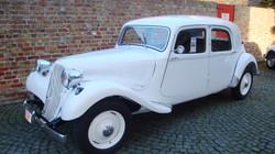 Citroën Traction - wit