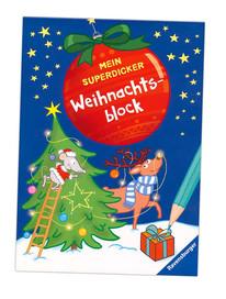 Mein superdicker Weihnachtsblock