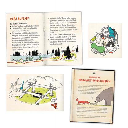 Tobis Outdoor-Tagebuch (Tobias Ohmann, Coppenrath Verlag)