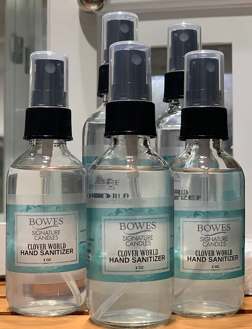 Hand Sanitizer - Clover World