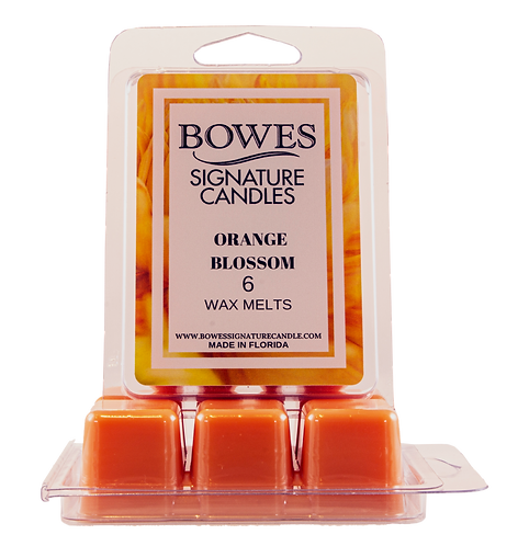 Orange Blossom - Wax Melts