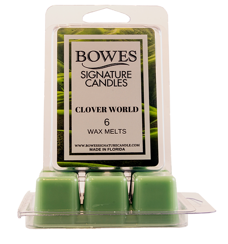 Clover World - Wax Melts