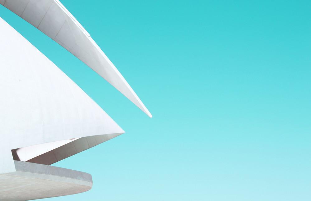 תמונת אווירה ארכיטקטורה