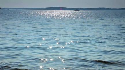 Seascape - Sunshine on the sea