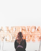 I'm looking at America to book tickets