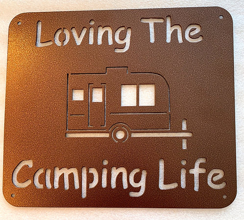 Loving The Camping Life-Trailer