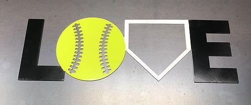 Love: Softball