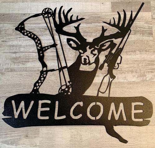 Welcome Deer Hunting