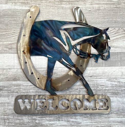 Welcome Horse