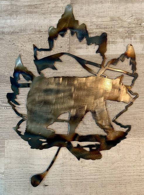 Bear Leaf