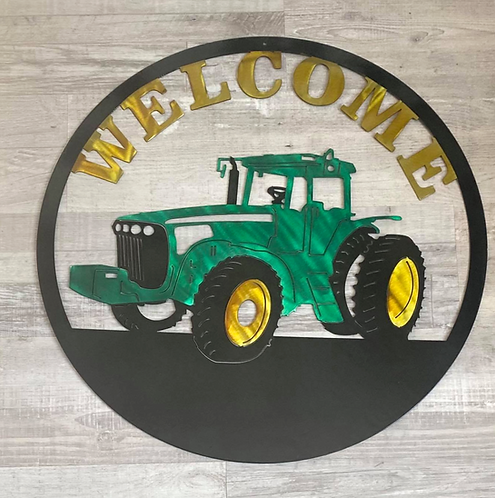 John Deere Welcome