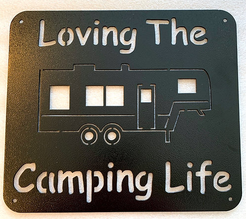Loving The Camping Life-Gooseneck