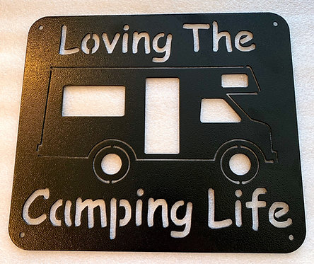 Loving The Camping Life-RV