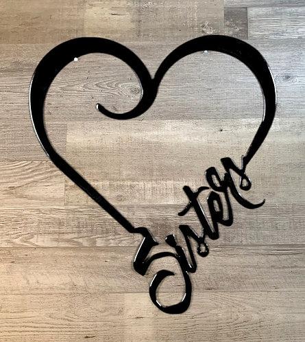 Sisters Heart