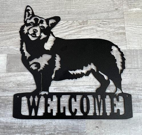 Welcome Corgi