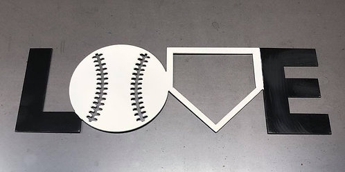 Love: Baseball