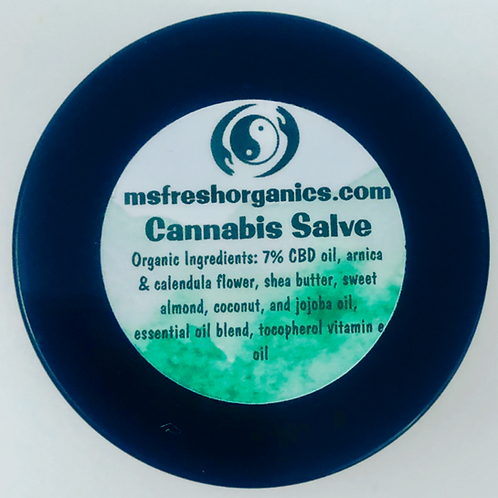 Therapeutic Salve (2 oz.)
