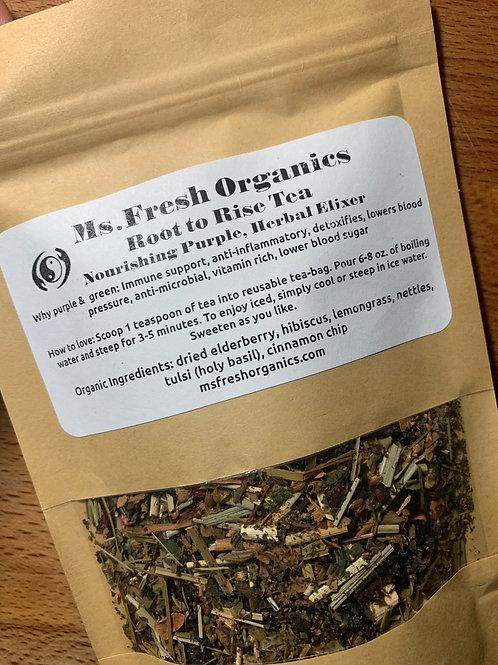 Root to Rise Nourishing Tea 6 oz.