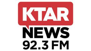 Arizona Treasurer Kimberly Yee on KTAR 92.3- Arizona's Morning News