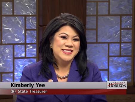 State Treasurer Kimberly Yee on financial literacy- Arizona Horizon