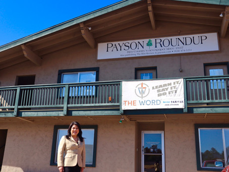 State treasurer visits Rim Country- Payson Roundup