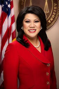 Treasurer Kimberly Yee Official Photo