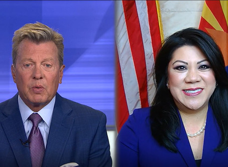 Arizona Treasurer Kimberly Yee on Newsmaker Saturday FOX 10 Phoenix with John Hook