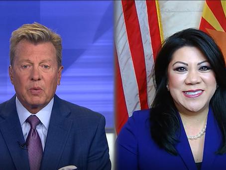 Arizona Treasurer Kimberly Yee on Newsmaker Saturday FOX 10 Phoenix with John Hook