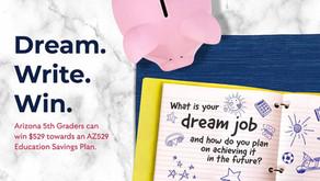 AZ529 Plan Provides Scholarship Opportunity to 5th Graders- KYMA