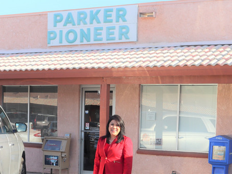 Treasurer Yee touts investment earnings and financial literacy- Parker Pioneer