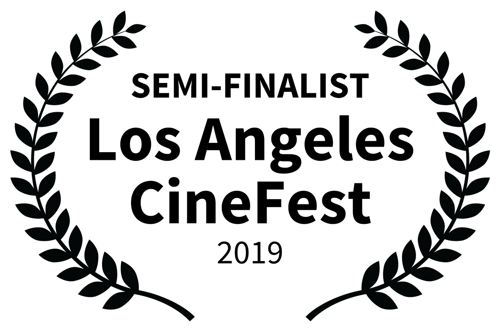 SEMI-FINALIST - Los Angeles CineFest - 2