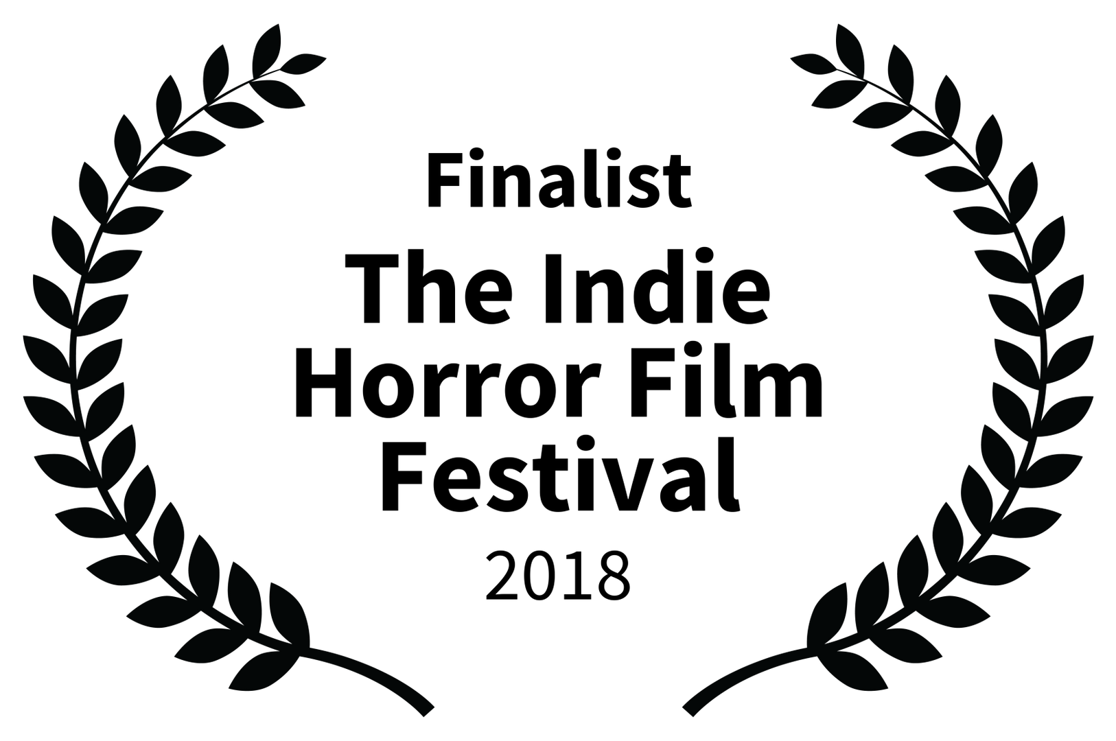 Finalist - The Indie Horror Film Festiva